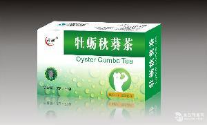 牡蛎秋葵茶