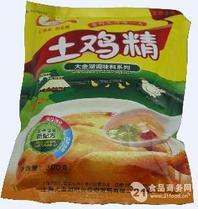 (300克)袋装优质土鸡精