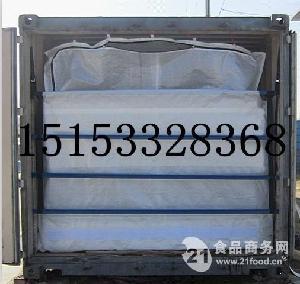 PE膜防水集装箱干料袋