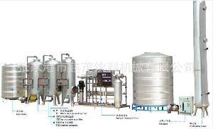 水处理整套加工设备