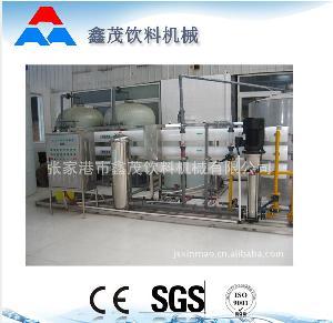 纯水加工处理设备