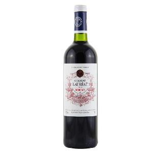 波尔多进口红酒  赢嘉2010干红葡萄酒