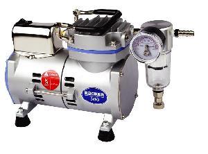 Rocker300无油真空泵实验真空泵
