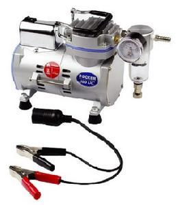 洛科Rocker300DC直流电无油真空泵