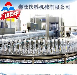 小型液态水灌装生产线