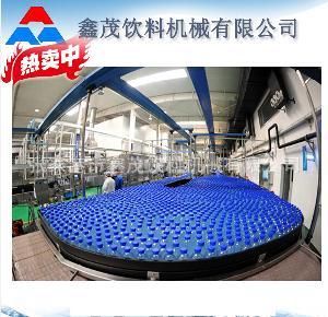 小瓶装灌装机械苏打水设备