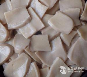 盐渍杏鲍菇块