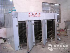 2门四车热风循环电热烘箱