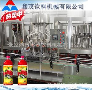 小型果汁灌装机
