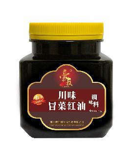 豪友 川味冒菜红油调味料 1kg  冒菜系列料