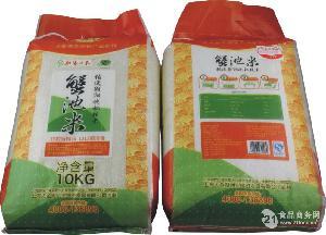 10KG蟹池米--袋装(大金湖品牌)