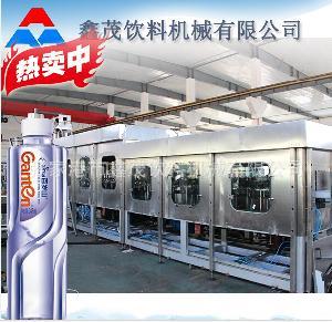 瓶装500毫升纯净水灌装机械设备