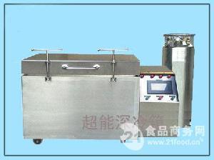 钻头深冷处理专用液氮深冷设备