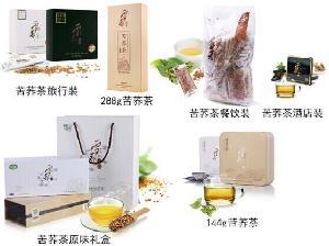 苦荞茶礼盒
