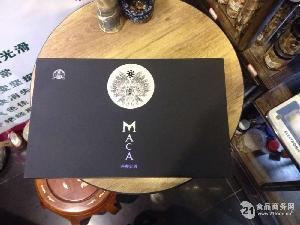 黑色6支精装礼盒玛咖酒