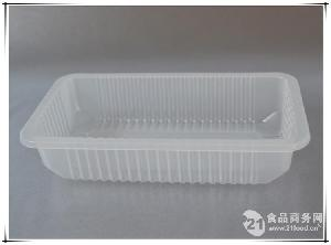 冷冻肉食品封口PP塑料托盒