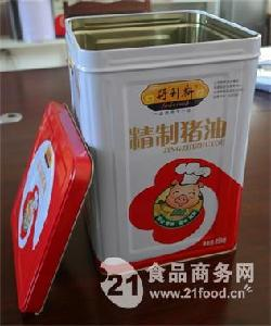 15kg猪油铁罐