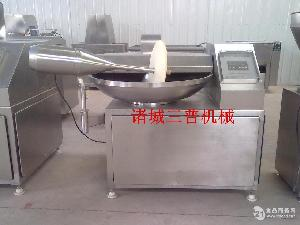 100公斤果泥斩拌机/辣椒泥斩拌机