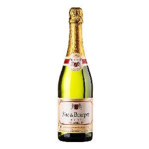 法国香槟 进口甜起泡酒 博普瑞气泡酒 750ml