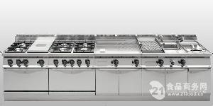 Berto's西餐炉具 Macros 700