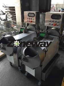 ZW-301双变频双头切菜机