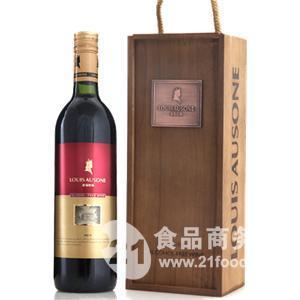 路易欧颂零度干红葡萄酒金典礼盒