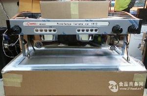 金佰利M27 DT2双头电控商用咖啡机 新款
