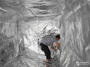 集装箱隔热保温衬垫