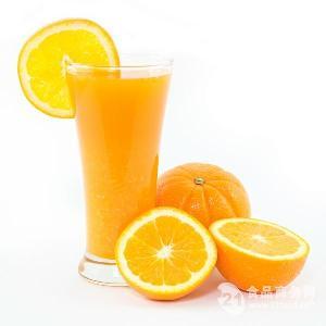 柳橙水果粉