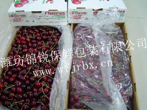 大红樱珠专用锦锐气调保鲜袋