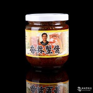 香辣蟹酱(175g)