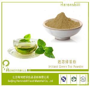 速溶绿茶粉