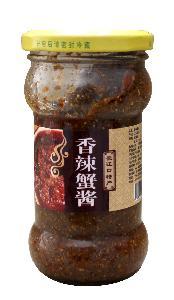 喜福瑞香辣蟹酱