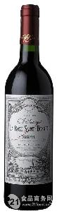 法国梅多克原木箱原瓶进口红酒