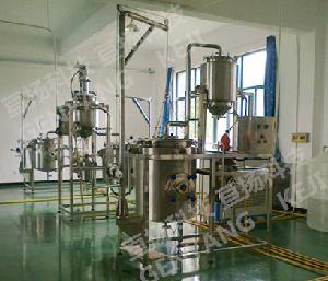 生产型植物精油提取设备