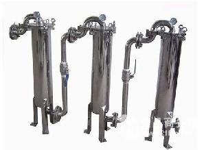 串联袋式过滤器
