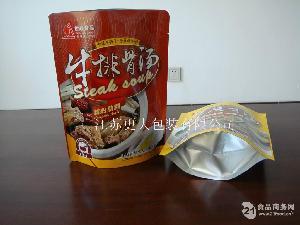 骨头汤铝箔自立高温蒸煮袋