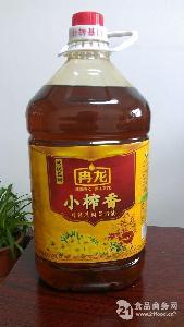 冉龙小榨香菜籽油