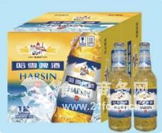 澳德旺哈雪啤酒500ml*12瓶