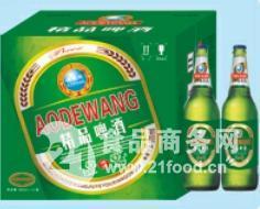 澳德旺精品啤酒500ml*12瓶