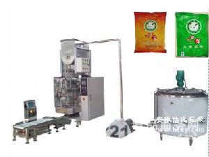 袋装500g全自动调味品包装机