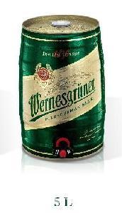 德国原装进口万奈仕皮尔森啤酒5L