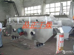 食盐干燥设备   ZLG振动流化床干燥机