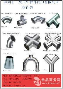 不锈钢U型三通(不锈钢管件)
