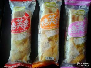 法式烤芙条软香酥沙琪玛 肉松玉米乳酪味