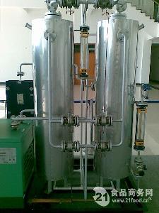 医药中间体压料超纯氮气设备