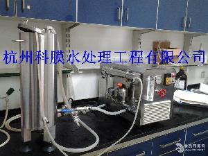 试验分离膜装置