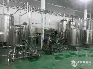 椰子汁果汁饮料加工生产线设备