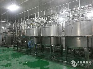 西瓜汁果汁饮料加工生产线设备