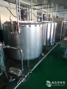 菠萝汁果汁饮料加工生产线设备